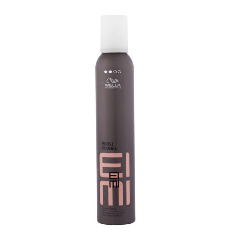 Wella EIMI Volume Boost bounce Mousse 300ml - mousse définition de boucles