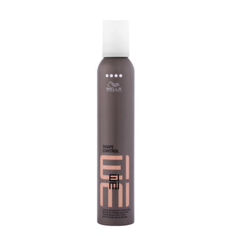 Wella EIMI Volume Shape control Extra strong mousse 300ml - extra fort