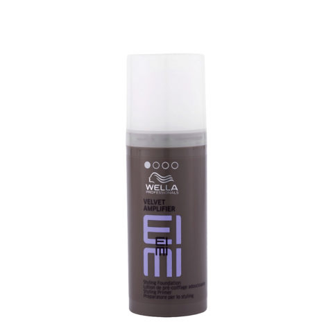 Wella EIMI Smooth Velvet amplifier 50ml - lotion lissante de pré-coiffage