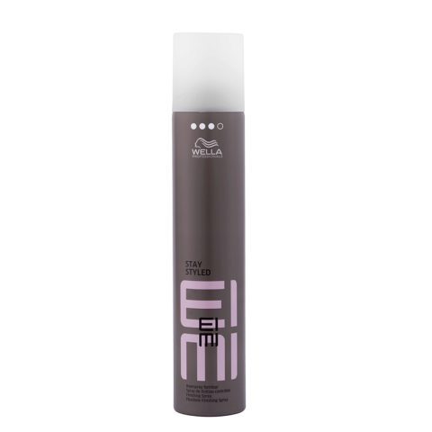 Wella EIMI Stay styled Hairspray 300ml - spray de finition remodelable