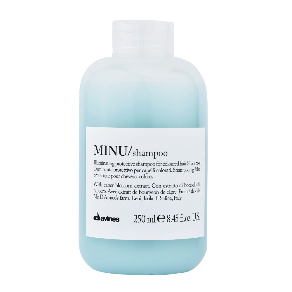 Davines Essential hair care Minu Shampoo 250ml - shampooing illuminant