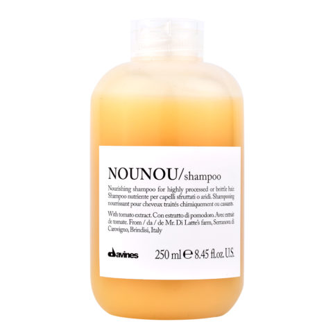 Davines Essential hair care Nounou Shampoo 250ml - Shampooing réparateur