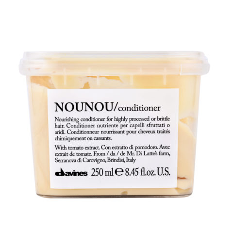 Davines Essential hair care Nounou Conditioner 250ml - Conditionneur nourrissant