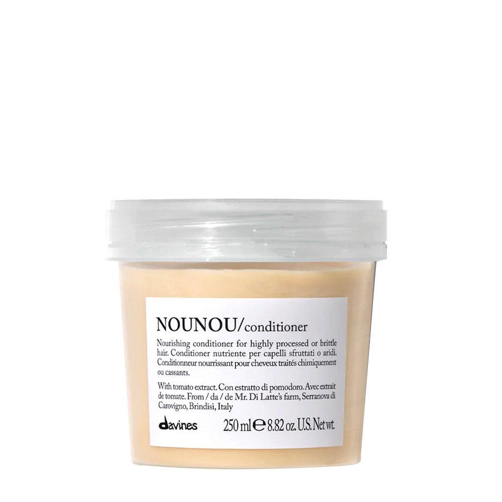 Davines Essential hair care Nounou Conditioner 250ml - Conditionneur nourrissant