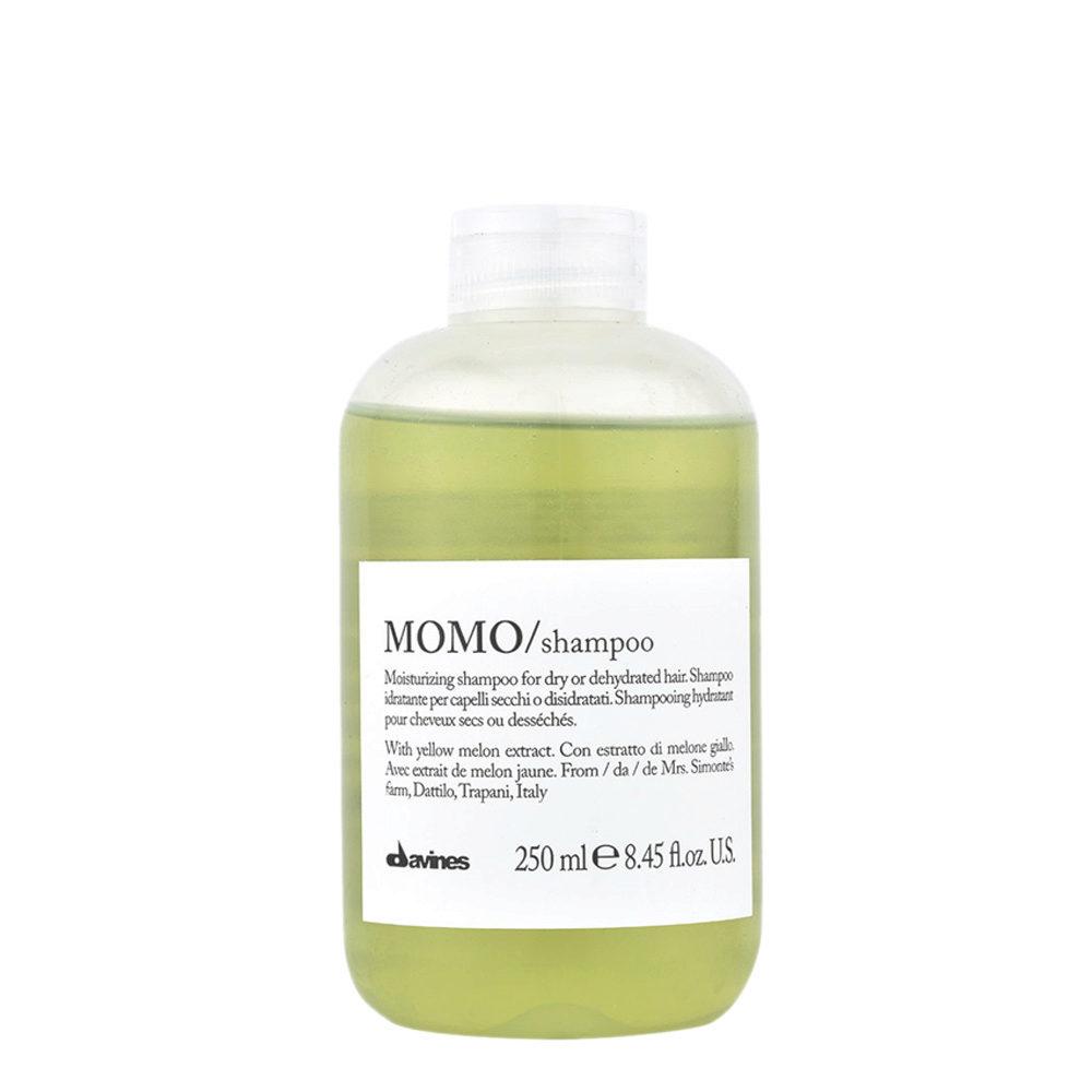 Davines Essential hair care Momo Shampoo 250ml - Shampooing hydratant