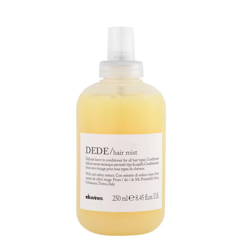 Davines Essential hair care Dede Hair Mist 250ml - Conditionneur sans-rinçage délicat