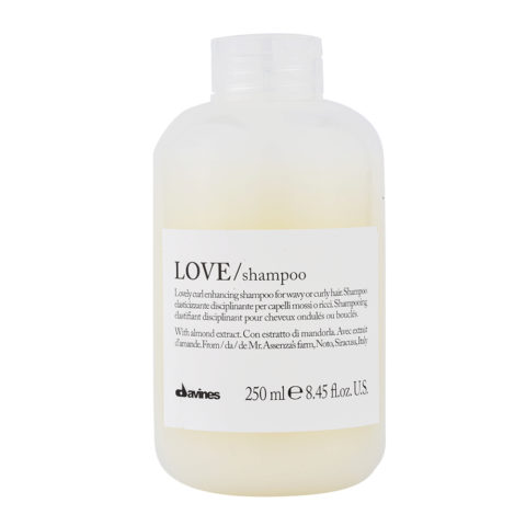Davines Essential hair care Love curl Shampoo 250ml - Shampooing disciplinant