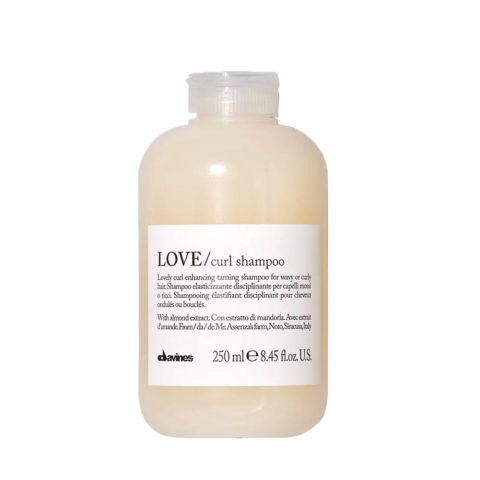 Davines Essential hair care Love curl Shampoo 250ml - Shampooing disciplinant