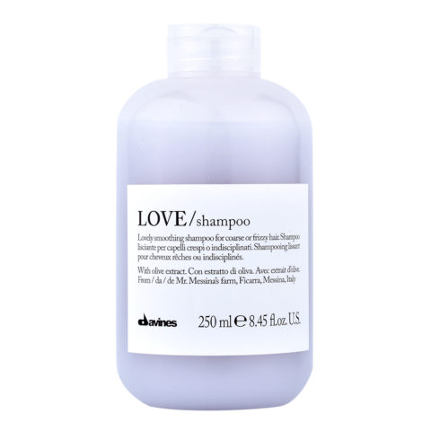 Davines Love  shampooing lissage 250ml