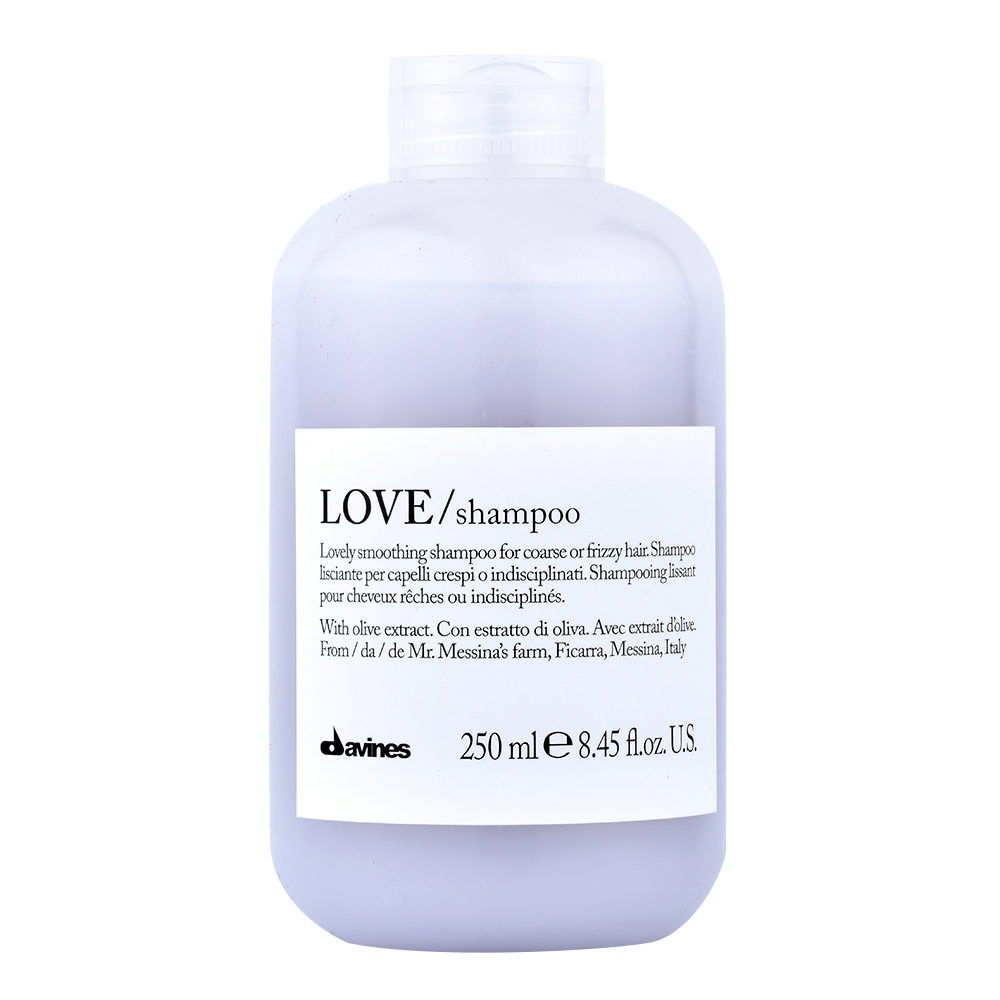 Davines Essential hair care Love smooth Shampoo 250ml - shampooing lissage