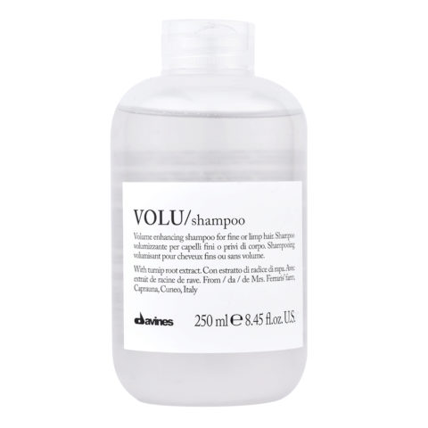 Davines Essential hair care Volu Shampoo 250ml - Shampooing volumisant