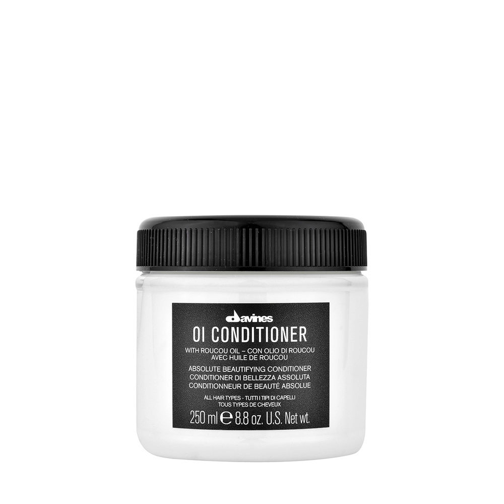 Davines OI Conditioner 250ml - Après-shampooing Multibenefit