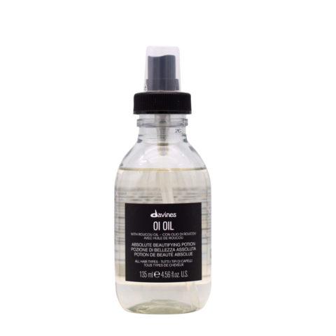 Davines OI Oil 135ml - Huile de traitement multifonctions