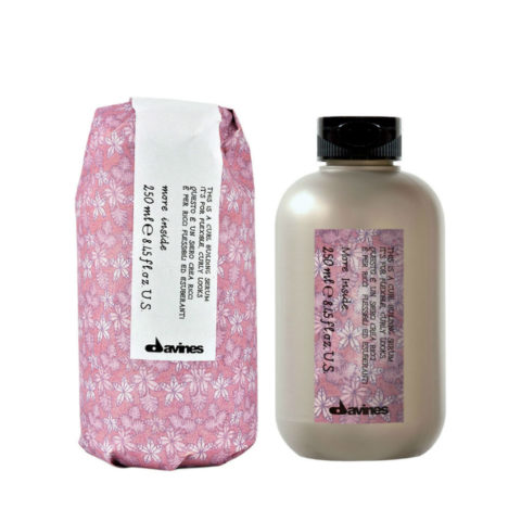 Davines More inside Curl building serum 250ml - sérum pour construire boucles