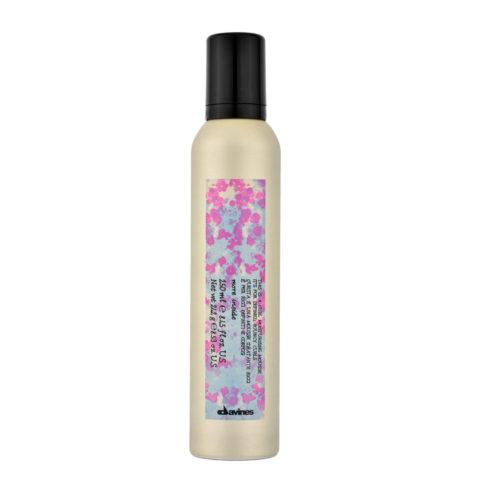 Davines More inside Curl moisturizing mousse 250ml