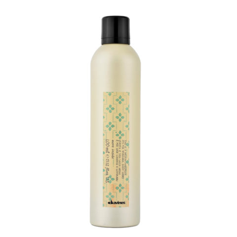 Davines More inside Medium hairspray 400ml - spray de finition remodelable