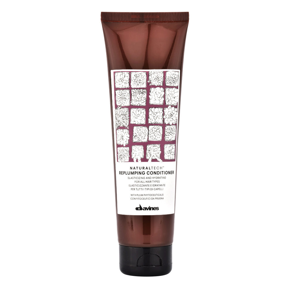 Davines Naturaltech Replumping Conditioner 150ml - Conditionneur élastifiant