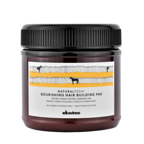 Davines Nourishing Hair Building Pak Hair Mask 250ml - Masque restructurant