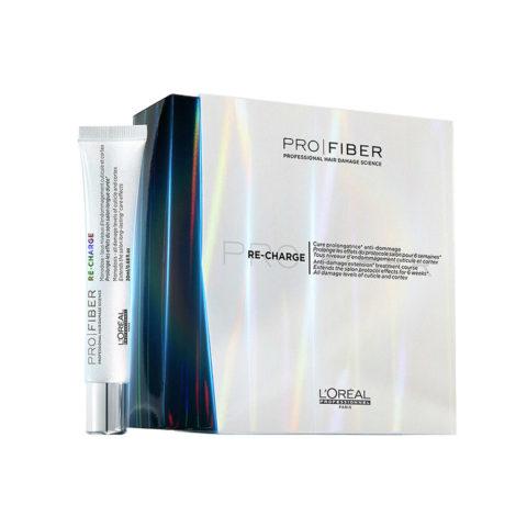 L'Oreal Pro fiber Re-charge 6x20ml