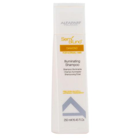 Alfaparf Semi di lino Diamond Illuminating shampoo 250ml - shampooing