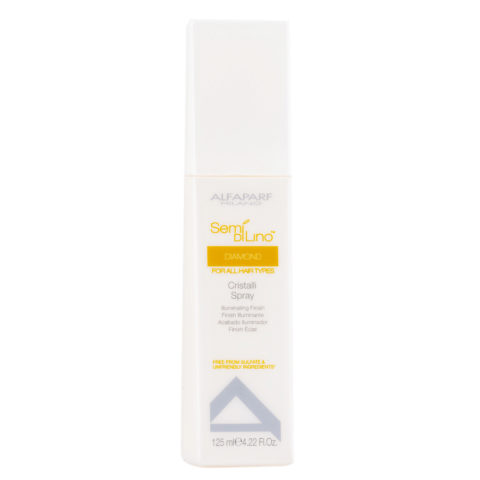 Alfaparf Semi di lino Diamond Cristalli spray Illuminating finish 125ml