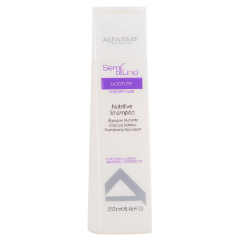 Alfaparf Semi di lino Moisture Nutritive shampoo 250ml - shampooing