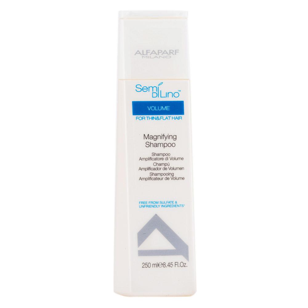 Alfaparf Semi di lino Volume Magnifying shampoo 250ml - shampooing volumateur