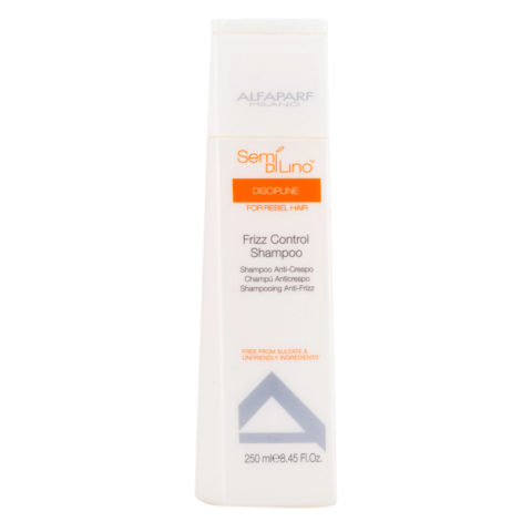 Alfaparf Semi di lino Discipline Frizz control shampoo 250ml