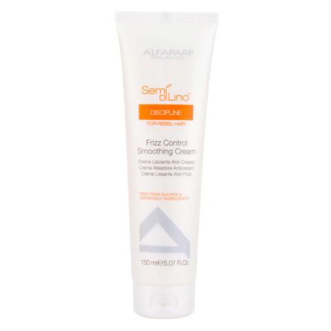 Alfaparf Semi di lino Discipline Frizz control smoothing cream 150ml - crème lissante anti-frisottis