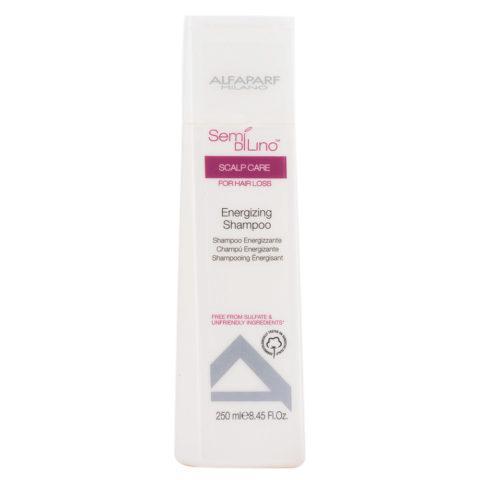Alfaparf Semi Di Lino Scalp Care Energizing Shampoo 250ml - Shampooing Energisant