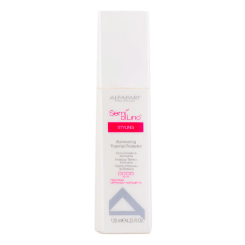 Alfaparf Semi di lino Styling Illuminating thermal protector 125ml - Spray thermo-protecteur