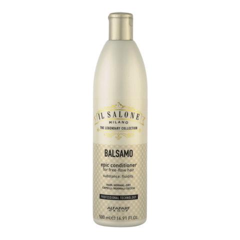 Alfaparf Il salone Epic conditioner 500ml - après-shampooing pour cheveux normaux et secs