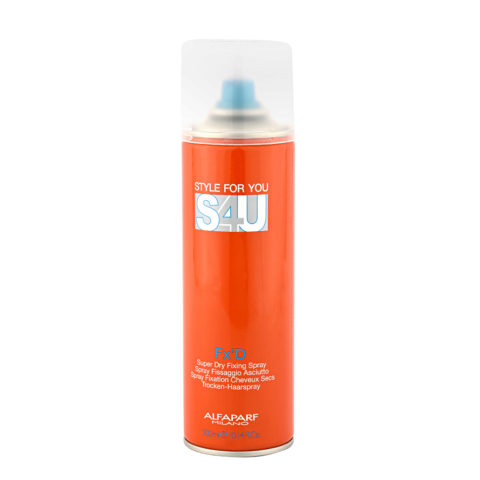 Alfaparf S4U Style for You F'xD Super dry fixing spray 300ml