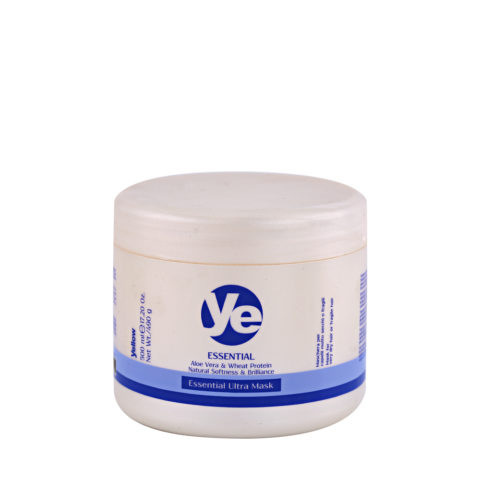 Alfaparf YE Yellow Essential ultra mask 500ml - masque