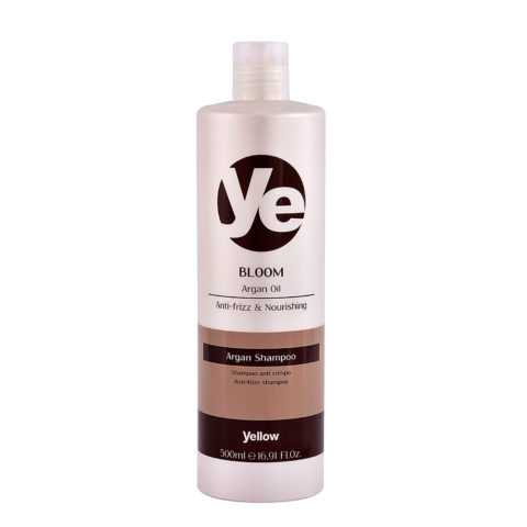 Alfaparf YE Yellow Bloom Argan shampoo 500ml - pour cheveux secs ou traités