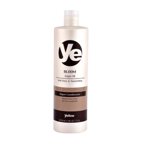 Alfaparf YE Yellow Bloom Argan conditioner 500ml - après-shampooing cheveux secs