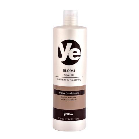 Alfaparf YE Yellow Bloom Argan conditioner 500ml - après-shampooing cheveux secs
