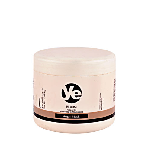 Alfaparf YE Yellow Bloom Argan mask 500ml - masque cheveux secs