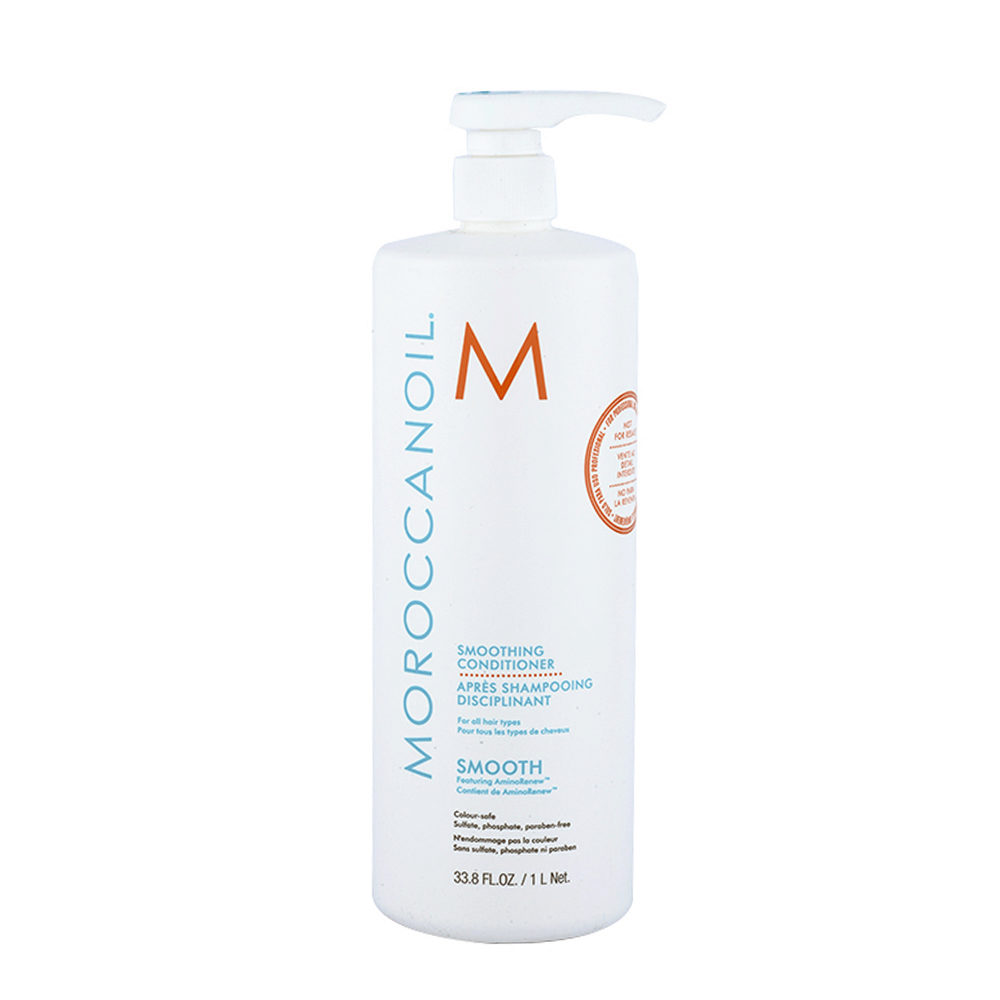 Moroccanoil Smoothing Apres shampooing Disciplinant 1000ml