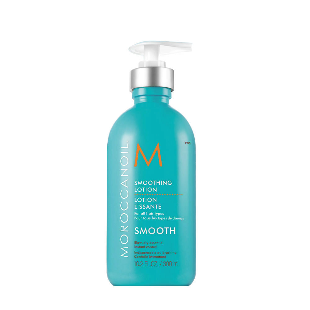 Moroccanoil Smoothing Lotion 300ml - creme coiffante disciplinante