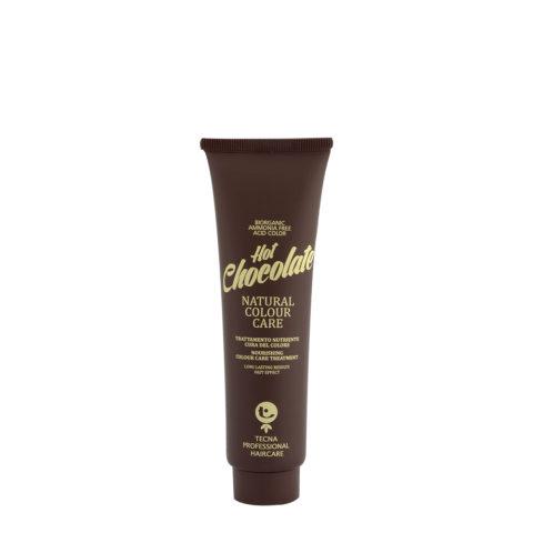 Tecna Natural colour care Hot chocolate 125ml - Masque Colorée Chocolat