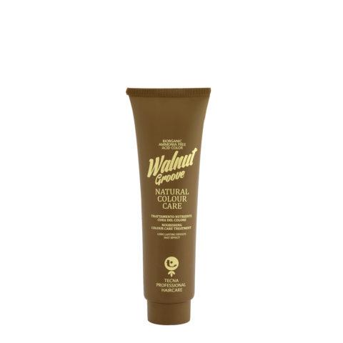 Tecna Natural colour care Walnut groove 125ml - Masque Colorée Noisette