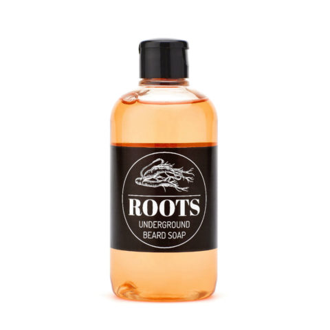 Roots Underground beard soap 250ml - Savon pour la barbe
