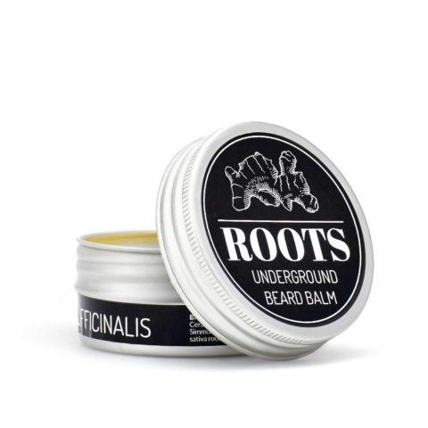 Roots Underground Zingiber Energizing beard balm 50ml - Huile énergisante pour la barbe
