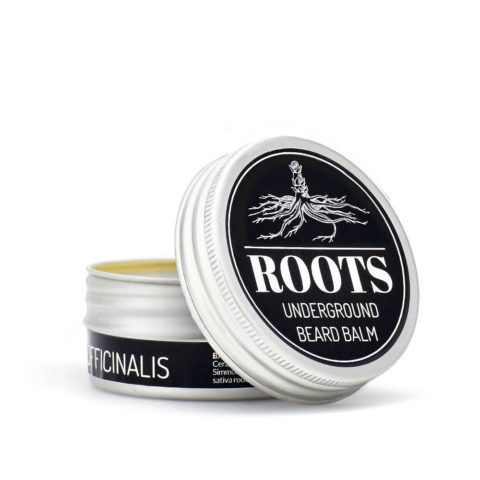 Roots Underground Valeriana Relaxing beard balm 50ml - Baume apaisante pour la barbe