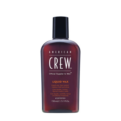 American crew Styling Liquid wax 150ml - cire liquide