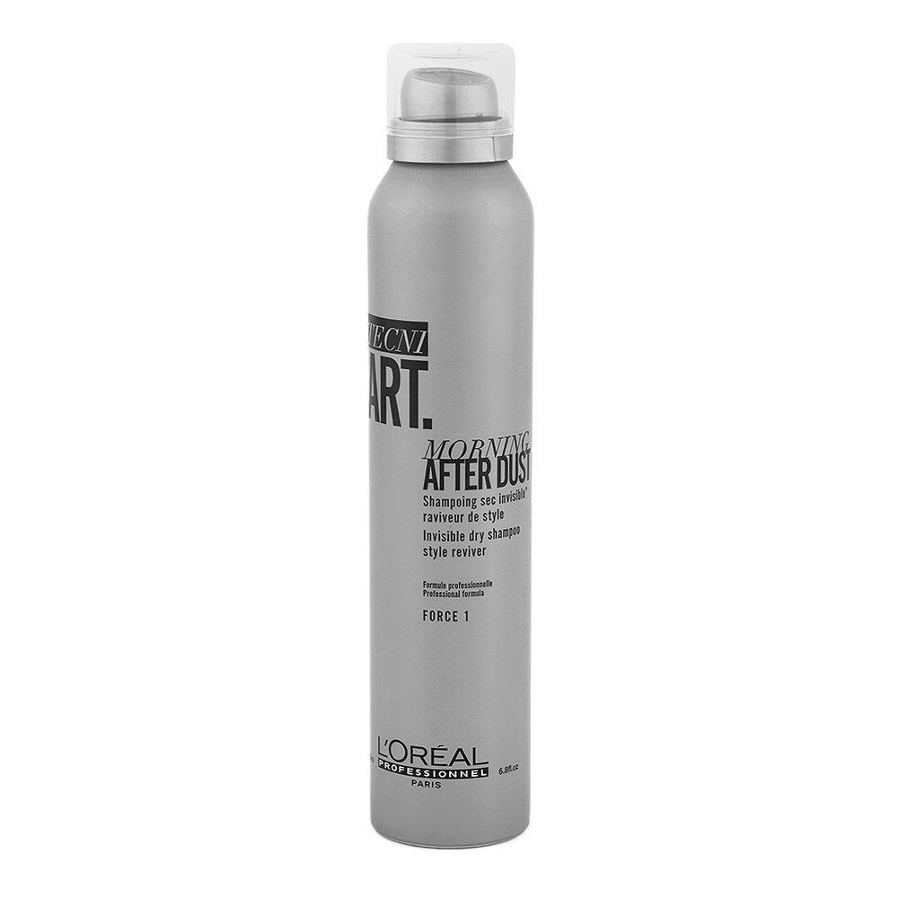 L'Oreal Tecni art Volume Morning after dust Dry shampoo 200ml - Shampooing en sec