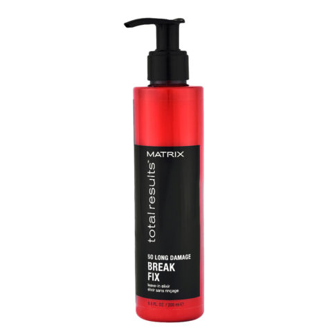 Matrix Total Results So long damage Break fix Leave-in elixir 200ml
