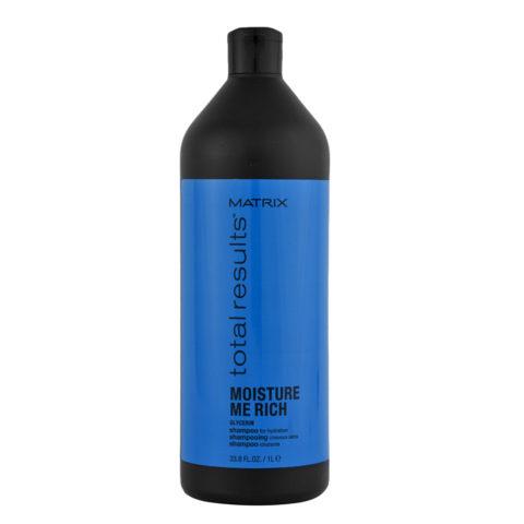 Matrix NEW Total results Moisture me rich Shampoo 1000ml