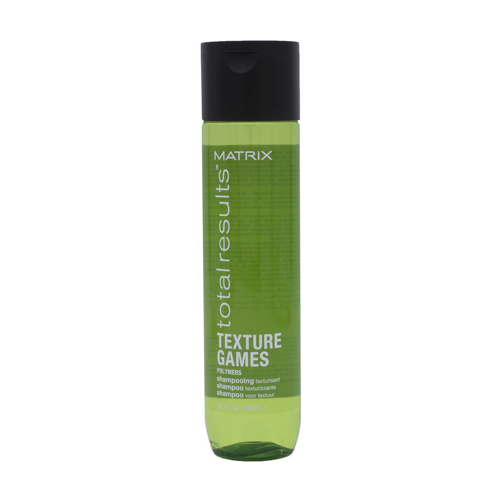 Matrix Total Results Texture games Polymers Shampooing 300ml